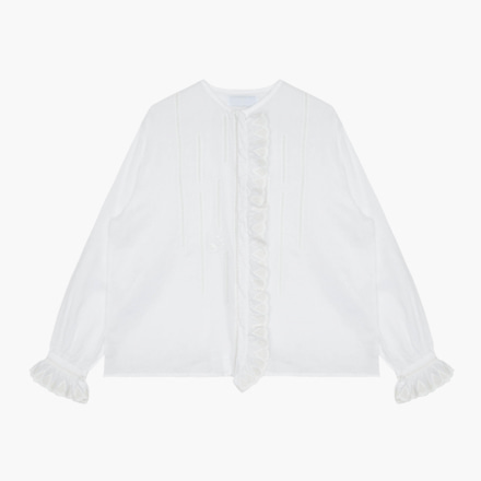 lilly frill blouse