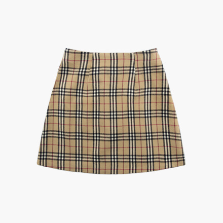 eat check skirt
