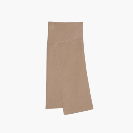unbalance long skirt