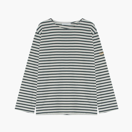 heart stripe T-shrits