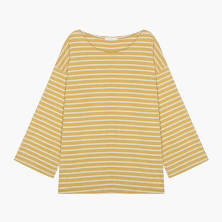 candy stripe T-shirts